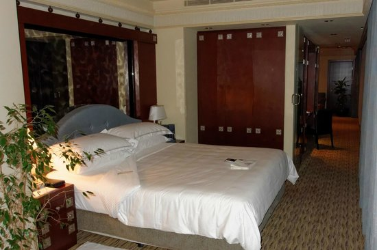 Rosewood Jeddah : Schlafzimmer suite