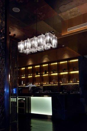 Rosewood Jeddah : Bar im Japanischen Restaurant