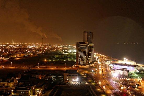 Rosewood Jeddah : Blick vom Pool