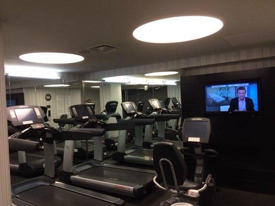 Hotel 48LEX New York: Cardio rm