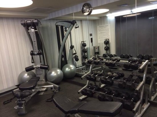 Hotel 48LEX New York : Strength Training rm
