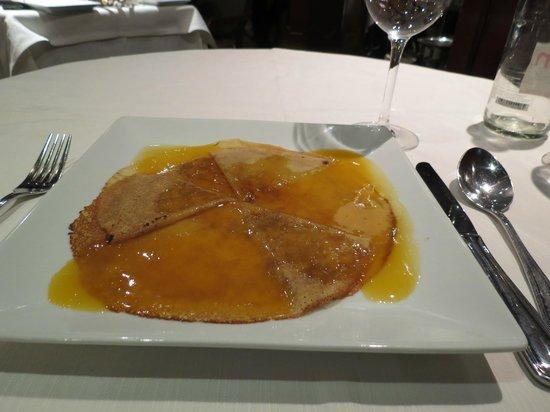 Boccaccio: Crêpes suzettes