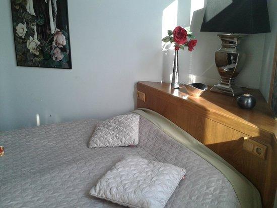 ParkSide Apartments : camera da letto