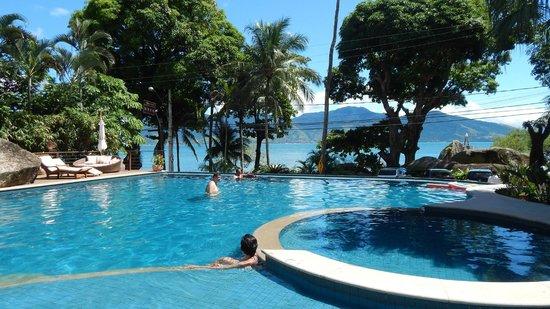 Porto Pacuiba Hotel: piscina