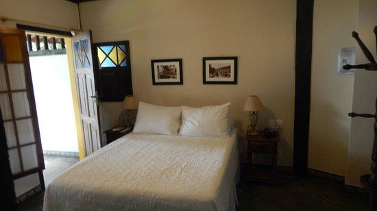 Porto Pacuiba Hotel: quarto