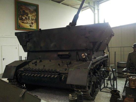 Sinsheim Auto & Technik Museum: tank