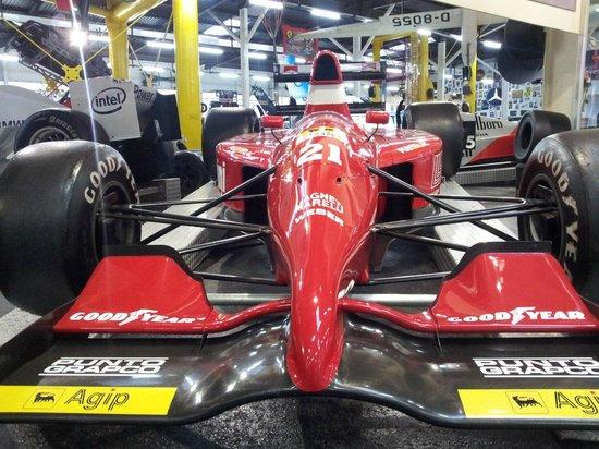 Sinsheim Auto & Technik Museum: F1 car
