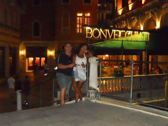 Bonvecchiati Hotel : Venezia by Nigth