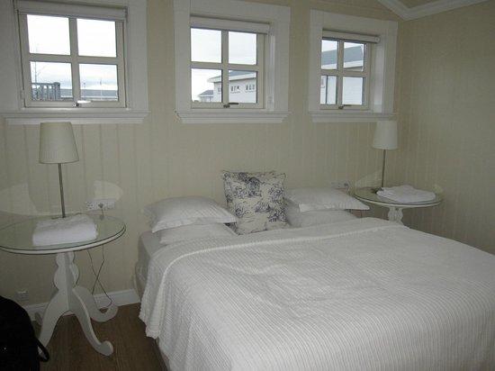 Hotel Grimsborgir: Bedroom