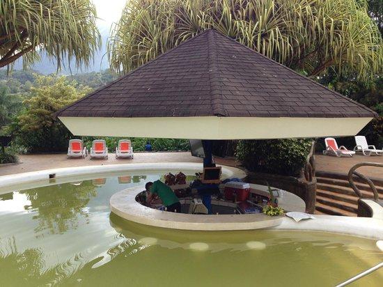 Arenal Paraiso Hotel Resort & Spa: Wet bar
