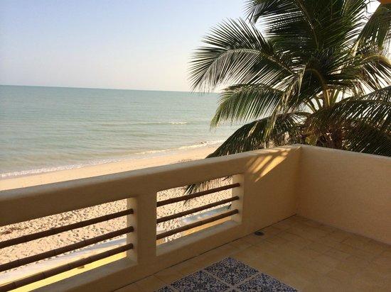 Flamingos Inn: Idyllic peaceful location