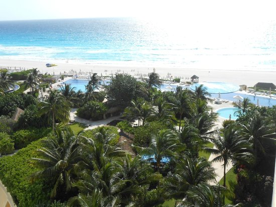 Live Aqua Beach Resort Cancun: Nice view!