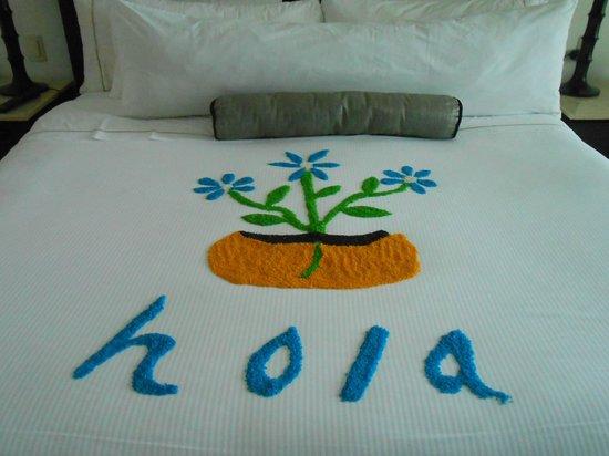 Live Aqua Beach Resort Cancun: Personal touches