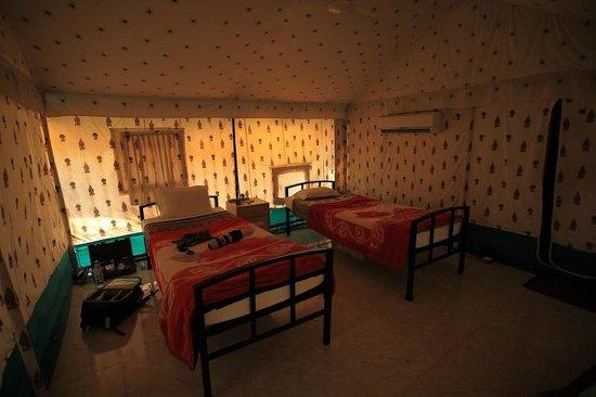 StayApart - Camp Serai Tiger: Chambre