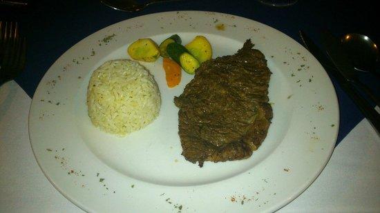 Dinner @Cape Cross Lodge