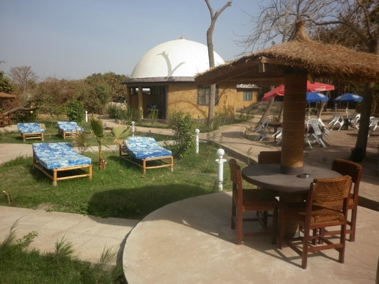 Tanji Bird Reserve Eco-Camp