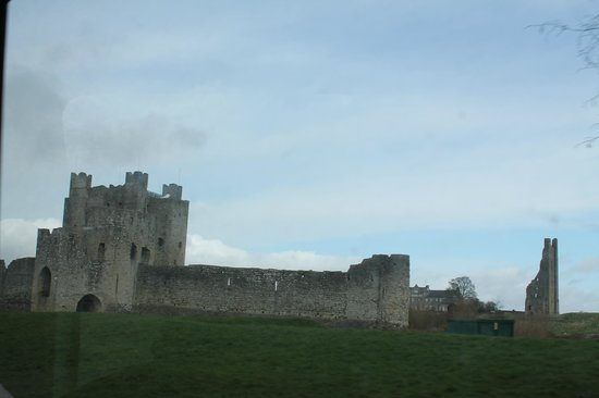Bounty Bar Accommodation: A short walk to Trim Castle!