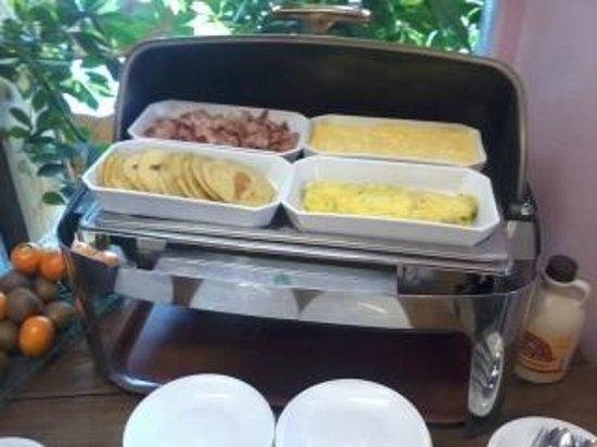Grand Hotel de Valloire et du Galibier: petit déjeuner 3