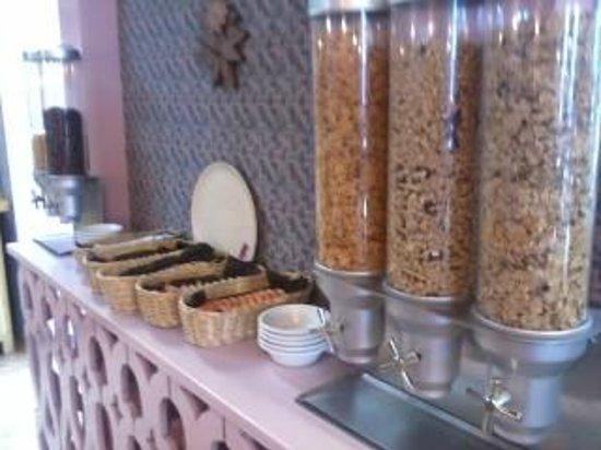 Grand Hotel de Valloire et du Galibier: petit déjeuner 5