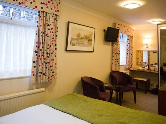 Ascot House Hotel Harrogate: Room was very comfortable