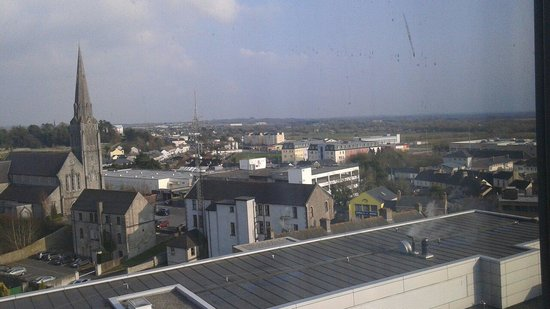Sheraton Athlone: View from room 467
