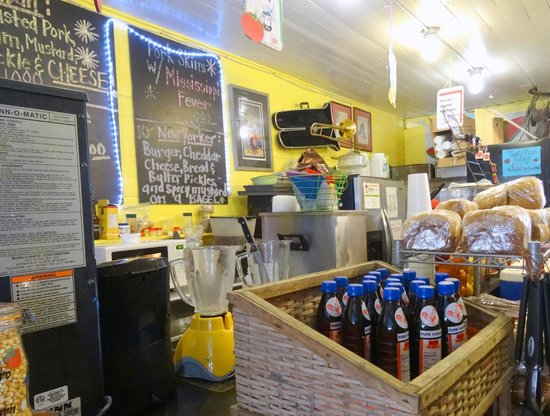 The Tomato Place: Daily specials, and a panoply of stuff to choose from