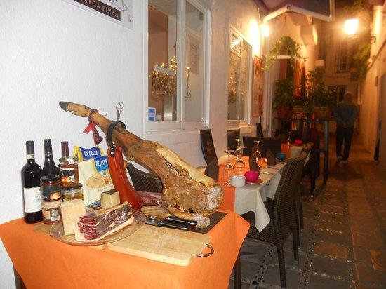 Il Buco Marbella: Pata negra