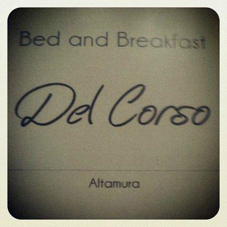 B&B del Corso Altamura : logo