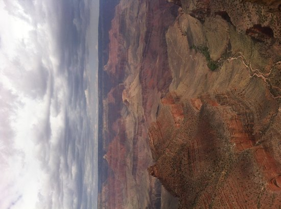 Grand Canyon Railway: Grand Canyon, AZ