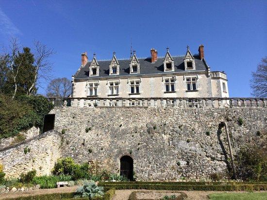 Chateau de Vaugrignon : Château de vaugrignon