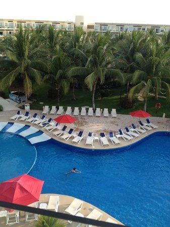 Azul Sensatori Mexico, by Karisma: View from our room