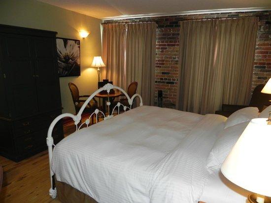 Auberge du Vieux-Port: Room 503
