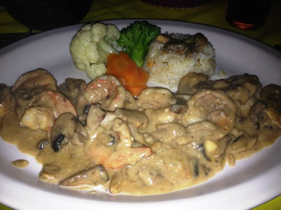 Quique's Place : The best shrimp in Ixtapa!