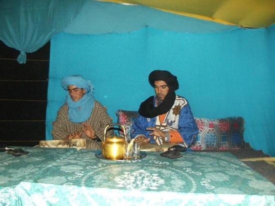 Dar Marhaba: El campamento
