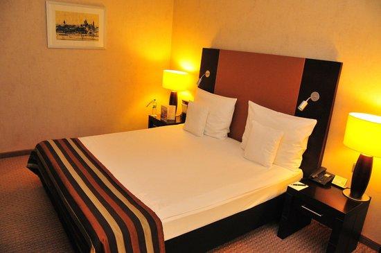 Polonia Palace Hotel: Chambre standard