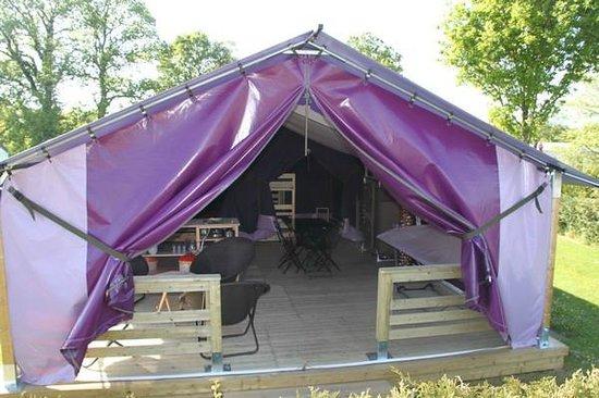 Camping Lescapade Tente Free Flower