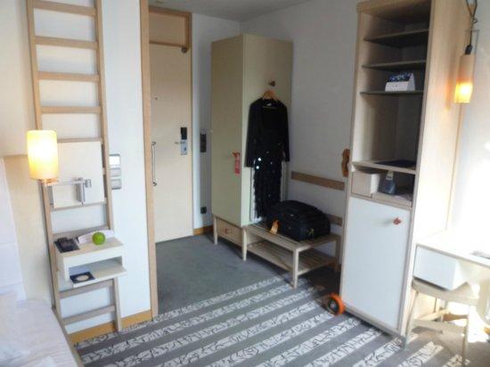 Hotel Bleibtreu Berlin by Golden Tulip: Single Room 506