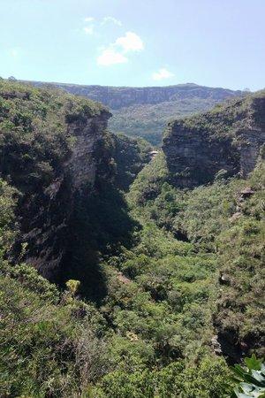 Sossego Waterfall: Canion do Rio