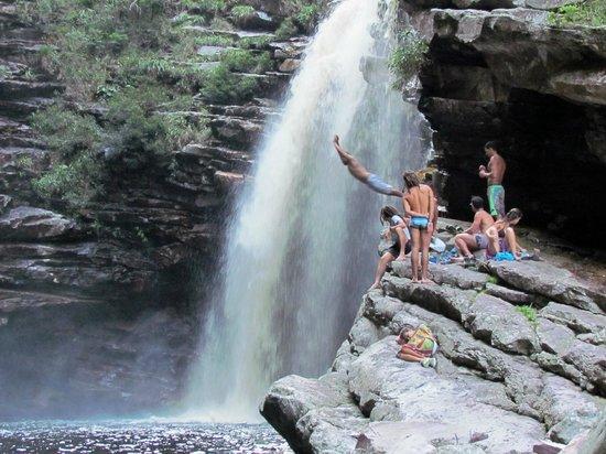 Sossego Waterfall: Cachoeira do Sossego