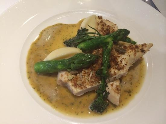 Northcote Restaurant: Goosnargh Chicken Main Course