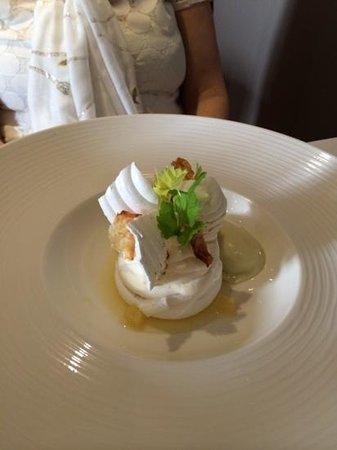 Northcote Restaurant: Mum's Dessert, delicious :)