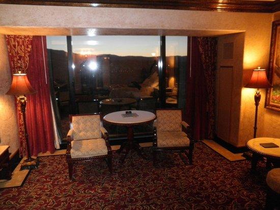 Peppermill Resort Spa Casino : Vista