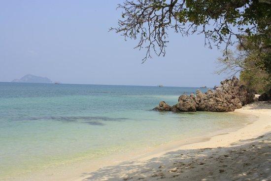GLOW Elixir Koh Yao Yai: la plage
