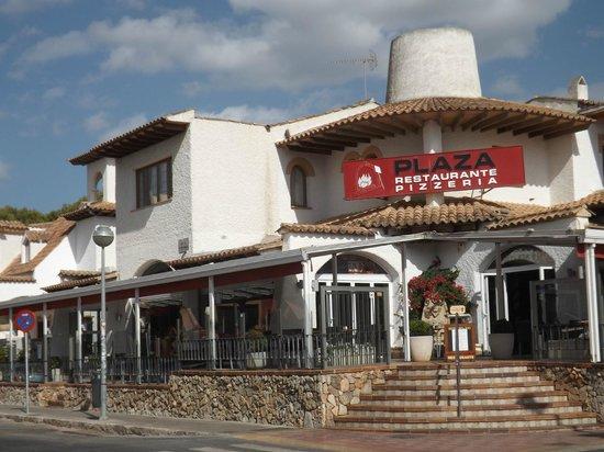 """Hotel Metropolitan Playa : Restaurant """"PLAZA""""  Spezialangebote für Gäste"""