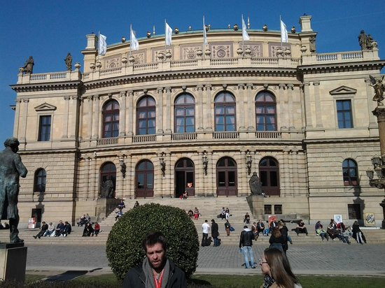 SANDEMANs NEW Europe - Prague : Visita guiada con Ponce