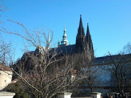 SANDEMANs NEW Europe - Prague : Castillo de Praga