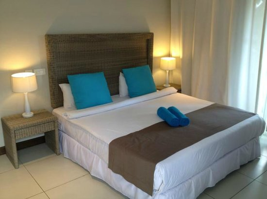 Mon Choisy Beach Resort: Bedroom