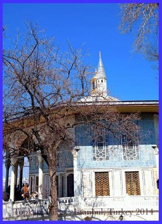 Daily Istanbul Tours: the grounds of Topkapi Palace