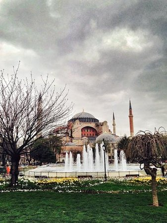 Daily Istanbul Tours: shot on our last day in Istanbul