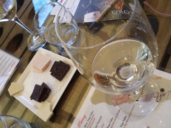 Rutherford Ranch Winery: Lovely